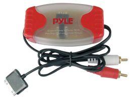 Pyle PLDN38RI Ipod Direct To RCA Stereo Audio Ground Loop Isolator- Audio Line Driver