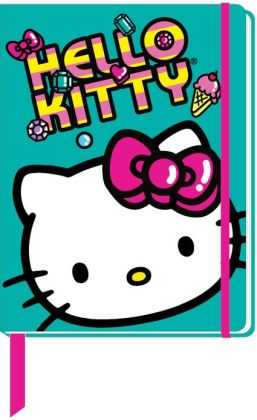 Hello Kitty Candy Iconic Bound Lined Journal 6