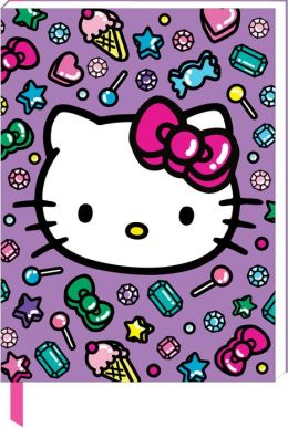 Hello Kitty Candy Iconic Bound Sketch Book