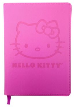Hello Kitty Pink Iconic Bound Journal 6