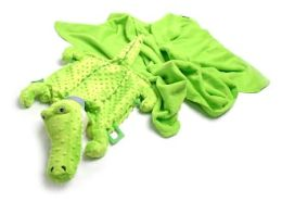 Kojo the Croc Blanket Pet