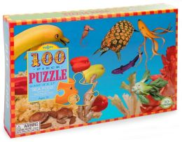 Sea Food 100 Piece Puzzle