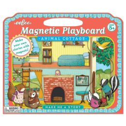 Make Me a Story Magnetic Playboard, Animal Cottage