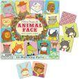 Product Image. Title: I Never Forget an Animal's Face Square Matching Game