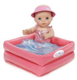 Baby Born by Zapf Creation Splash & Walk 13 inch Doll
