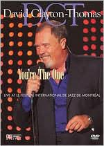 David Clayton-Thomas: You're the One - Live at le Festival Inte