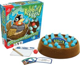Robbin' Eggs! Board game