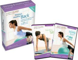 Stott Pilates: Strong & Healthy Back