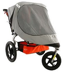 BOB Sun, Wind & Insect Protector For Revolution Duallie Swivel Strollers