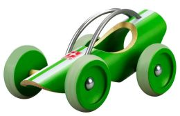 E-Racer Suzuka - Green