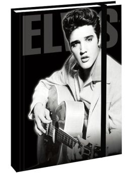 ELVIS GUITAR Journal (6x8.25)