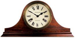 Oak Brompton Mantel Clock