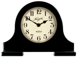 White Dial Desk Clock