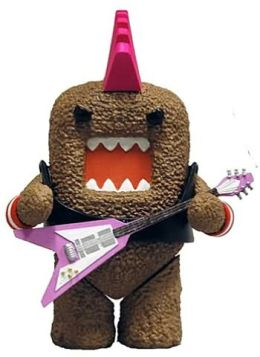 Domo Punk Rocker Figure