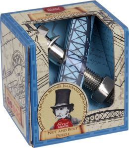 Great Minds Brunel's Nut and Bolt Puzzle