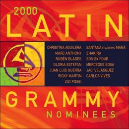 2000 Latin Grammy Nominees