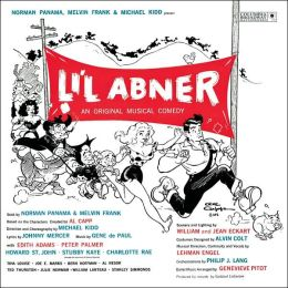 Li'l Abner (Original Broadway Cast Recording)
