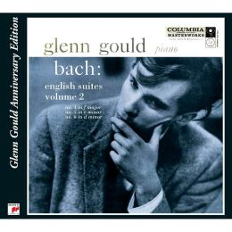 Bach: English Suites, Vol. 2