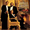 CD Cover Image. Title: The Three Tenors Christmas [2000], Artist: The Three Tenors