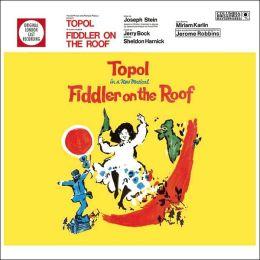 Fiddler on the Roof [Original London Cast] [Bonus Tracks]