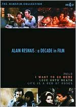 Alain Resnais: a Decade in Film