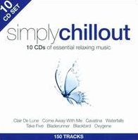 Simply Chillout [10 CD]