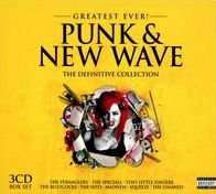 Greatest Ever! Punk & New Wave: The Definitive Collection