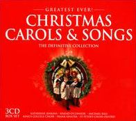 Greatest Ever!: Christmas Carols & Songs: The Definitive Collection