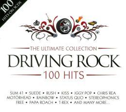100 Hits: Driving Rock [2013]