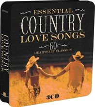 Country Love Songs: 60 Heartfelt Classics