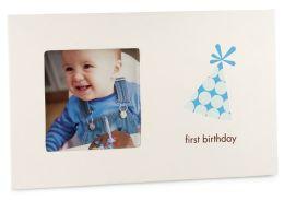 1st Birthday Frame Boy