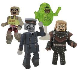 Ghostbusters Series 4 Minimates Box Set