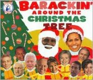 Barackin' Around the Christmas Tree