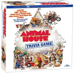 Animal House Trivia Board Game
