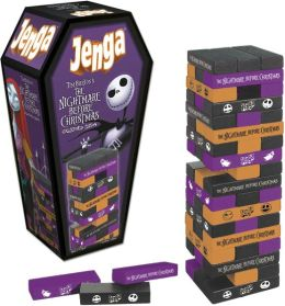 The Nightmare Before Christmas Jenga