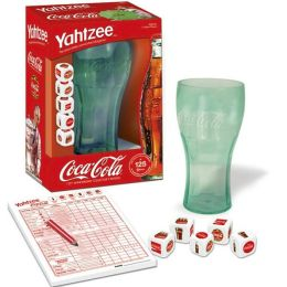 YAHTZEE: COCA-COLA 125Th Ann. EDITION