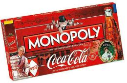 Monopoly – Coca-Cola 125th Anniversary Edition