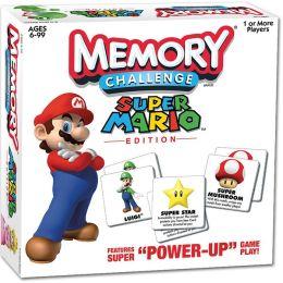 Super Mario Memory Challenge