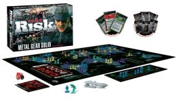 Risk: Metal Gear Solid Edition
