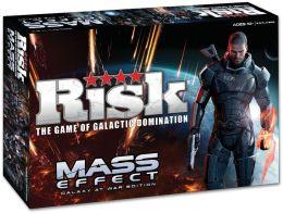 RISK: Mass Effect Galaxy at War Edition