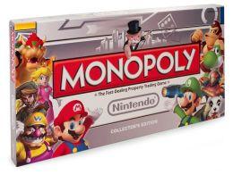 Nintendo Collectors Edition Monopoly 2010