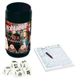 Alice in Wonderland Yahtzee (Can)