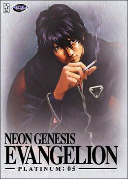 Neon Genesis Evangelion 5: Platinum