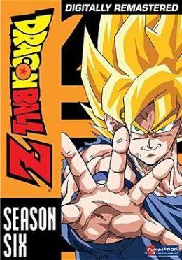 Dragonball Z: Season Six