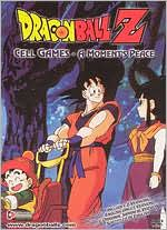 Dragonball Z: Cell Games - a Moment's Peace
