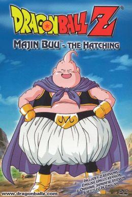 Dragonball Z: Majin Buu - Hatching