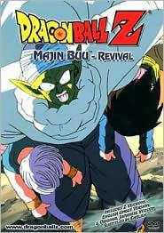 Dragonball Z: Majin Buu - Revival