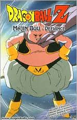 Dragonball Z: Majin Buu - Defiance