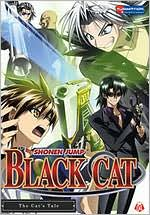 Black Cat 4: the Cat's Tale