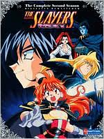 Slayers: the Complete Second Season - the Slayers Next